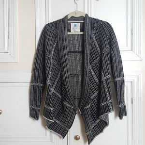 Anthropologie Sparrow Lambswool Cardigan